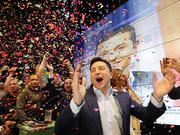 川普致电祝贺泽连斯基赢得乌克兰总统选举