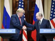 川普主动与普京谈中国 中方对中俄关系充满信心