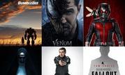 《复仇者联盟3》第一!2018年最会赚钱的20部电影