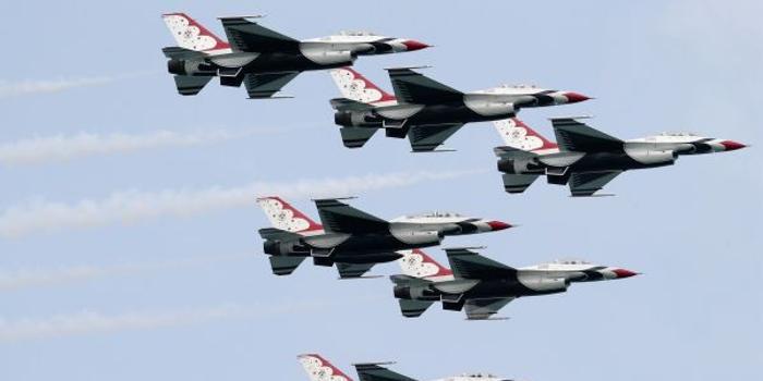 未来空战怎么打?美国空军对这五大领域变革充满期待