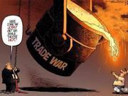 贸易战正式打响 中国这样强势反击!三点深刻启示