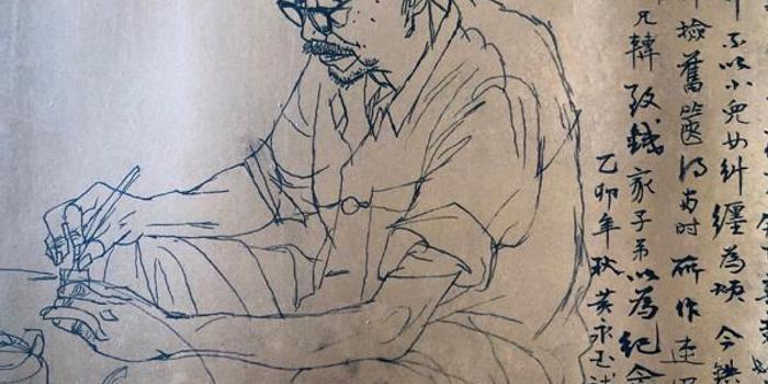 文人画画其实是一种人生寄托,因为他在政治上可能没办法实现自己的图片