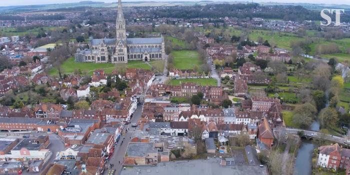 彩票3d字谜_俄前特工离奇中毒所在小城被评为英国最佳居住地