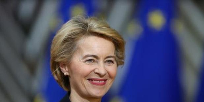 回怼马克龙 候任欧委会主席力挺北约