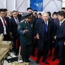 中国优势军贸装备亮相哈萨克斯坦防务展