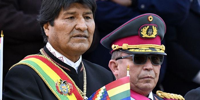 起底玻利维亚乱局中的军队 最先进军机还是中国K8