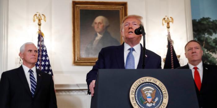 """土耳其承诺""""永久""""停火 特朗普宣布解除对土制裁"""