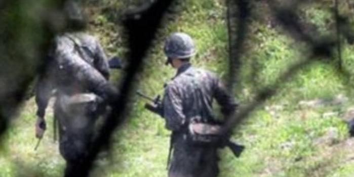 韩国前线部队发生爆炸:地点靠近三八线 2人受伤