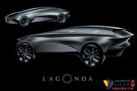 拉共达纯电动SUV设计图曝光 或2021年亮相