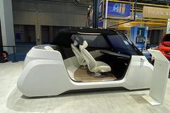 進博會探營|汽車展區滿滿未來感 駕乘模式隨你切換
