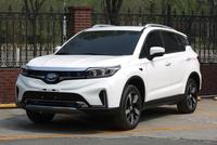 2018北京车展:广汽丰田电动SUV ix4 EV亮相 换脸版GS4 EV