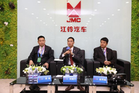 专访江铃集团高层 江铃未来战略规划与发展前景