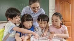 有投资人研究学前教育深改意见:普惠园和培训是方向
