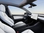 特斯拉Model Y正式发布 明年秋季开始交付