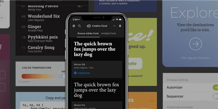 iPhone/iPad三方字体来了!可提供约17000种字体