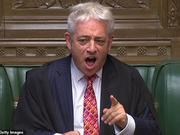 英议员拟再推法案阻硬脱欧 约翰逊调查其与外国政府联系