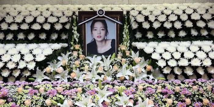 韩国警方不对具荷拉进行尸检:没有他杀嫌疑