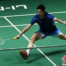 羽球香港賽首輪:石宇奇出戰4分鐘後意外宣佈退賽
