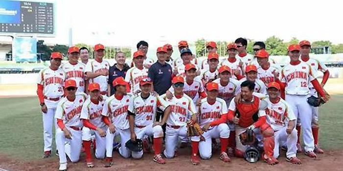 亚洲棒球锦标赛中国再胜韩国 2-6之后上演大逆转
