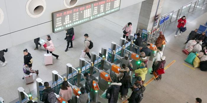 长三角第二批电子客票启用 48个车站告别纸质车票