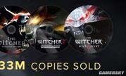 《巫师》系列总销量超3300万 2017年再狂售800万套