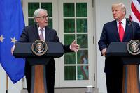 美威胁对欧盟加征关税,美欧贸易纠纷会愈演愈烈吗?