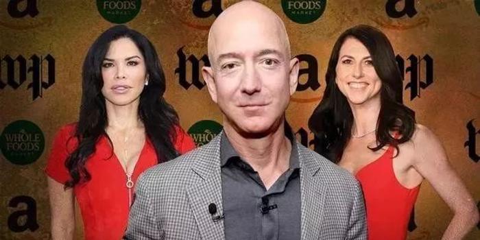 贝索斯离婚后首次减持亚马逊股权:套现超30亿美元