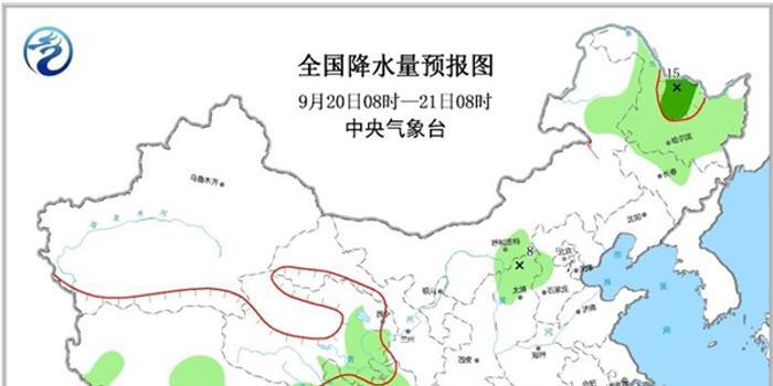 中央氣象臺:受冷空氣影響青藏高原華西等地有降水