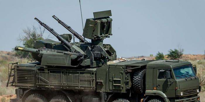 """俄计划在海外开设""""铠甲""""防空系统维修服务中心"""