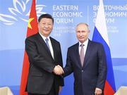"""习近平给东北亚发展提出了""""中国方案"""""""