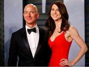 史上最贵离婚:贝索斯保住了公司 前妻放弃300亿美元