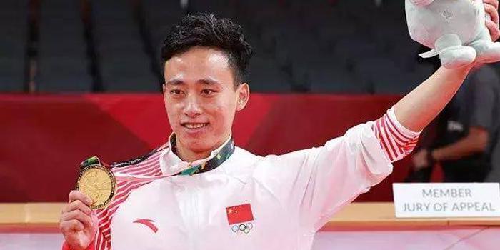 孙培原夺亚运会首金后哽咽,自称有一个梦想,这是国人共同的梦想