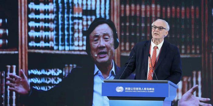 福布斯中國發布跨國經營商業領袖榜單 馬化騰在列