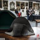 拿破崙雙角帽在法國拍賣 35萬歐元落槌(圖)