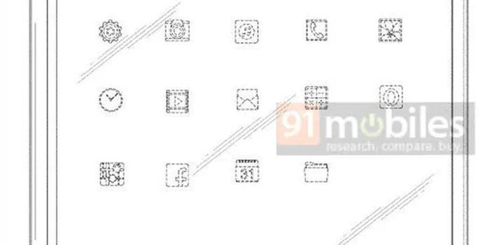 三星新的折叠屏专利曝光 更大的屏幕