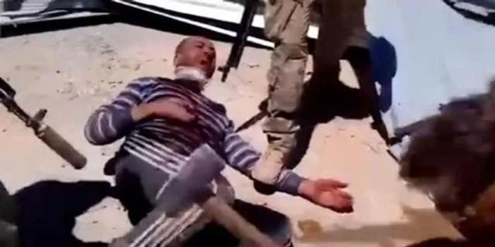 俄雇佣兵斩首叙士兵?克宫对视频内容表示震惊