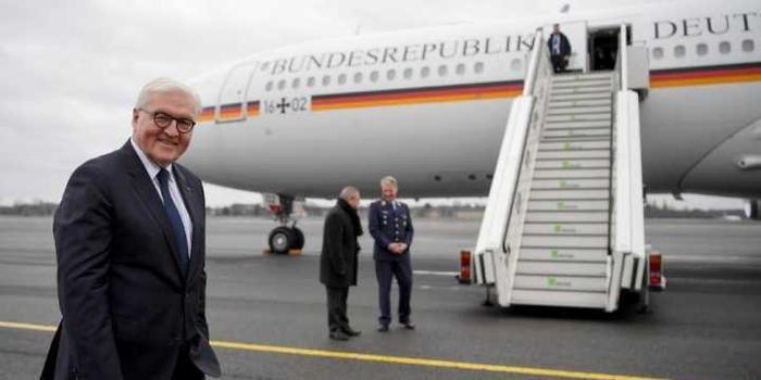 德国政府专机又出故障 总统施泰因迈尔因此被滞留