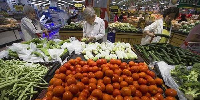 农业农村部:第三季度农产品抽检总体合格率97.3%