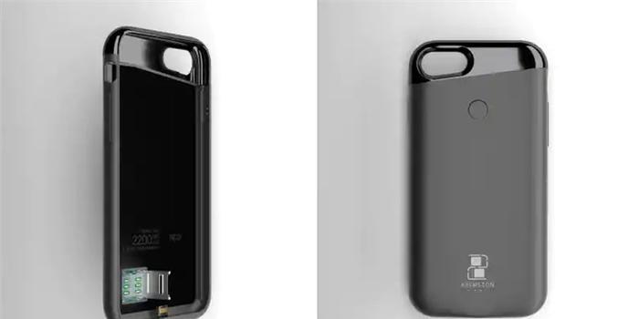 一公司推出独特保护壳 老款苹果iPhone可变双SIM卡版