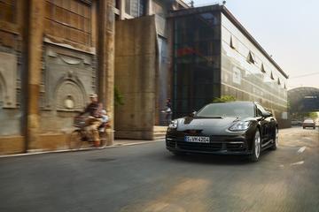 保时捷(中国)汽车销售有限公司召回部分Panamera