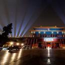 看昨晚紫禁城之美,臺灣心涼…