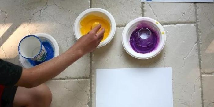 纸杯猪手工制作过程