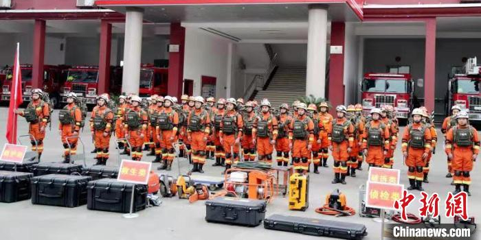广西靖西5.2级地震已造成1死5伤 319人受灾