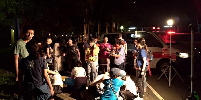 台湾一中学野炊活动疑瓦斯罐爆炸 11名学生烧烫伤