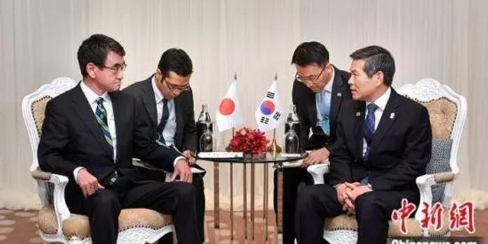 """军情协定终止期限推迟 韩日""""连环套""""有解了?"""