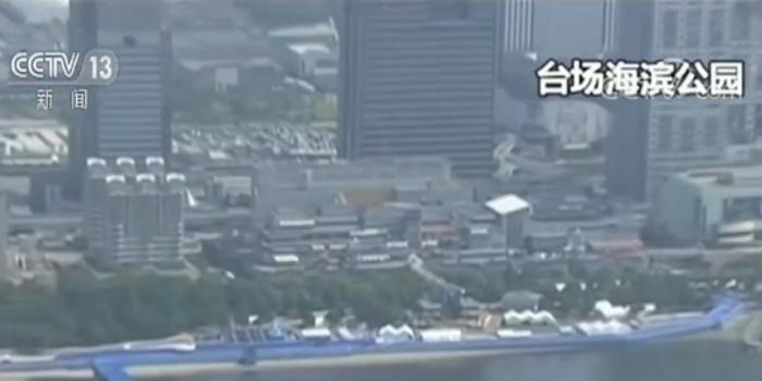 东京奥运会赛场进行水质改善试验