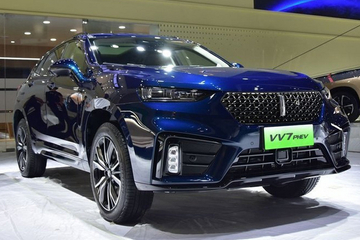 WEY VV7插混版11月上市 油耗仅1.6L/预计26万起售