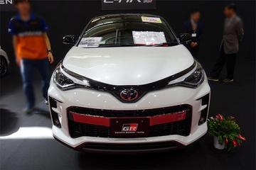 豐田新款Yaris GR曝光 搭1.6T引擎/配四驅系統