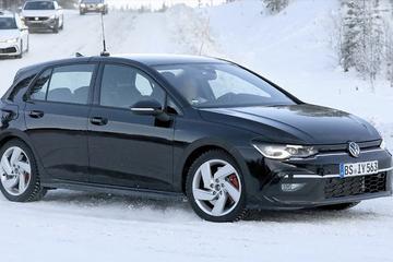 大眾新高爾夫GTI車型曝光 搭2.0T引擎/明年發布