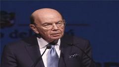 外媒:美商务部长提前抵京 中美展开第三轮贸易谈判